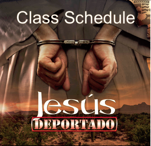 Jesus Deported Book Cover